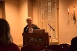 Volodymyr Dubovyk's talks at the University of Kansas, US