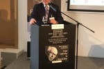 Volodymyr Dubovyk took part in the Ninth Andrei Sakharov Conference, Lithuania